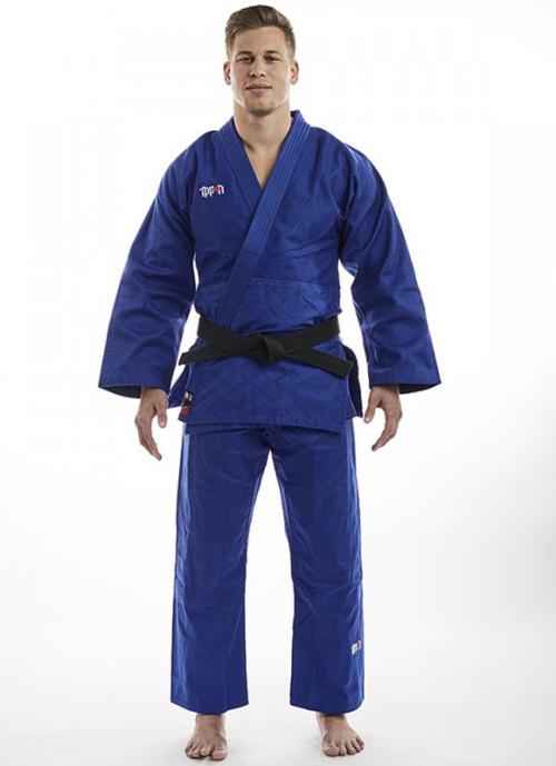 Подростковое синее кимоно Basic